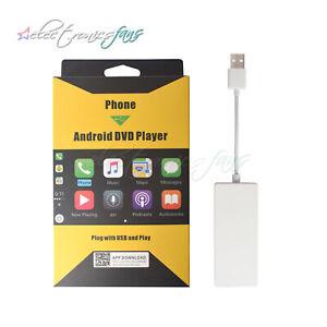 USB Carplay Dongle For Android OS Car Auto Navigation Player Headunit Smart