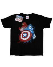 T-shirts, débardeurs et chemises coton mélangé Marvel pour garçon de 2 à 16 ans