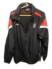 Umbro Inglaterra Fútbol Nakayama Chaqueta Talla XL W33