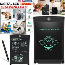"""Escritura de Dibujo Tablet 8.5"""" LCD Digital Electrónico Board Niño Pad Gráfico Bloc de notas"""