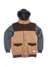 Matix Asher Bedford Fleece Jacket (M) Rubble
