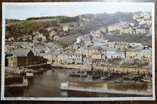 Mevagissey General View. Vintage  Photochrom # 76956 Postcard