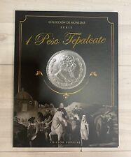 Mexico Peso Tepalcate Collector Album Folder