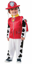 Morris Costumes Boys Marshal Patrol Polyester Complete Costume 4-6. RU610501SM