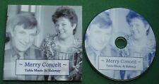 Merry Conceit Table Music At Halsway Susan & Peter Swann inc Foggy Dew + CD