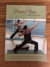 Prenatal Yoga Dvd Jane Austin
