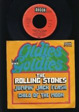 The Rolling Stones - Jumpin' Jack Flash - Child of..7 Inch Vinyl Single GERMANY