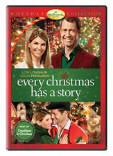 EVERY CHRISTMAS HAS A STORY...-EVERY CHRISTMAS HAS A STORY  (US IMPORT) DVD NEW