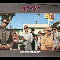 AC/DC : Dirty Deeds Done Dirt Cheap (Dlx) CD