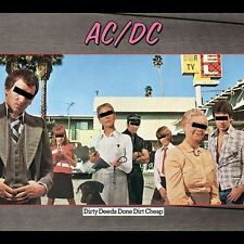 AC/DC : Dirty Deeds Done Dirt Cheap (Dlx) CD