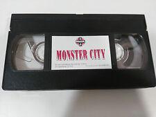 MONSTER CITY - VHS TAPE CINTA COLECCIONISTA ANIME MANGA VHS SIN CAJA SOLO CINTA