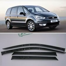 For Ford Galaxy II 2006-2015 Window Side Visors Sun Rain Guard Vent Deflectors