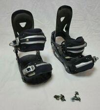 Nidecker Pro 800 Snowboard Bindings-Good Used Condition