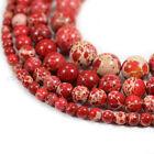 Natural Sea Sediment Jasper Gemstones Round Beads 15'' 4mm 6mm 8mm 10mm 12mm