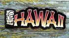 Hawaii Tiki God Sticker Decal Screen-Printed.....Aloha