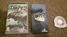 Colin Mcrae Dirt 2 (Sony PSP, 2009)