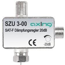 Axing SZU 3-00 Sat-Dämpfungsglied 0,5-20dB einstellbar