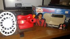 Vintage Michael Jackson's Thriller View-Master Gift set  1984 with box