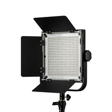 Pergear 576 LED Dimmable Video Photography Lighting Kit F Camera Video Camcorder