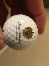 Trump Los Angeles Logo Golf Ball