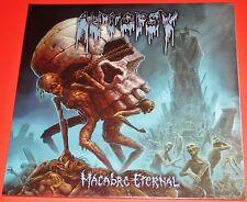 Autopsy: Macabre Eternal 2 LP Vinyl Record Set 2011 Peaceville VILELP317 NEW