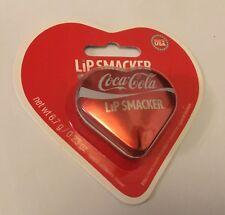 2 x Coca Cola Lip Smacker Coca Cola & Cherry Flavour Lip Glosses