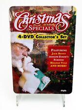 Christmas Specials 4 DVD Collectors Set Sealed Tin Box