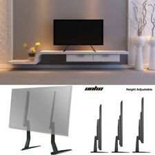 Universal Flat Screen TV Stand Holder Tabletop VESA Pedestal Legs LCD LED 22-55""