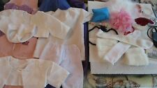 LOT OF AMERICAN GIRL CLOTHES AND ACCESSORIES (24) ITEMS