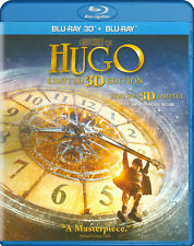 Hugo (Blu-ray 3D + Blu-ray) (Bilingual) (Canad New Blu