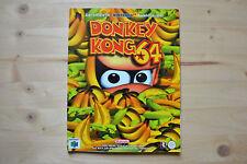 N64 - Offizieller Nintendo Donkey Kong 64 Spieleberater