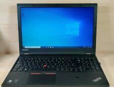 Lenovo Thinkpad W541 Mobile Workstation i7-4600M, 8GB, 512GB SSD, Win 10 Unused!
