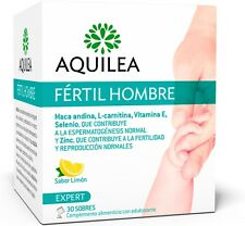 Aquilea Fertile Men 30 Sachets. Male Fertility.