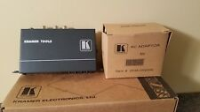 Kramer Composite Video & Stereo Audio to HDMI Scaler