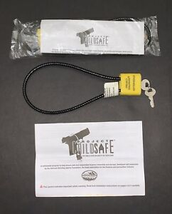Set Of 2 Project Childsafe Gun Lock