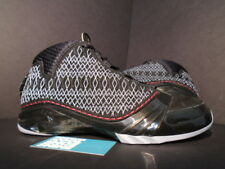 2008 Nike Air Jordan XX3 XXIII 23 BLACK RED STEALTH GREY WHITE 318376-001 NEW 11