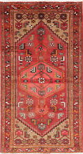 Home Decor Oriental Area Rug Hand-Knotted Geometric Wool 3 x 6 Carpet CLEARANCE