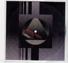 (EC423) Baltic Fleet, The Wilds - 2013 DJ CD