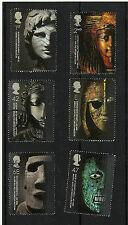 QE2 2003 FU SG 2404/09 BRITISH MUSEUM STAMPS SET
