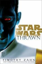 Thrawn (Star Wars) by Timothy Zahn Compact Disc Book Free Shipping!