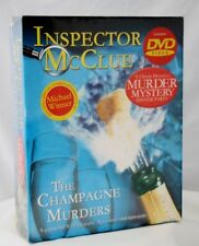 NEW Inspector McClue The Champagne Murders Mystery Game  8 - 10 players