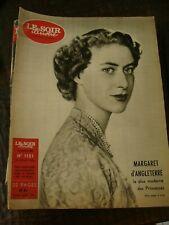 Le Soir Illustré 15/7/1954 - Margaret d'Angleterre - Ommegang -Tour de France 54