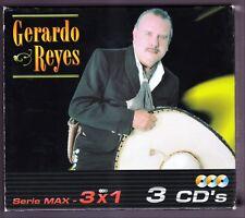 Gerardo Reyes 3 CD Box Set