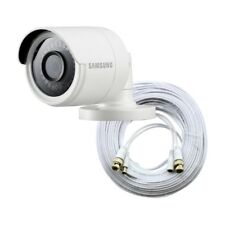 Samsung SDC-9443BC Color HD 1080p 2MP Bullet Camera w/ Cable for SDH Systems