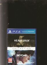 Sony Computer Entertainment - Heavy Rain + Beyond Two Souls Collection Jeu tbe