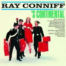 RAY CONNIFF - S'CONTINENTAL/SO MUCH IN  CD NEW!