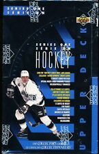 1993-94 UPPER DECK SERIES ONE CANADIAN SEALED HOCKEY BOX