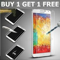 100% Genuine Tempered Glass Film Screen Protector For Samsung Galaxy Note 5