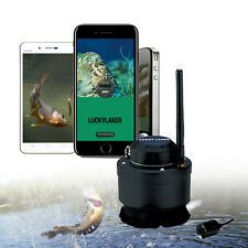 LUCKY FF3309 Wifi Underwater Camera for Fishing 80M Wireless 125Khz Professional