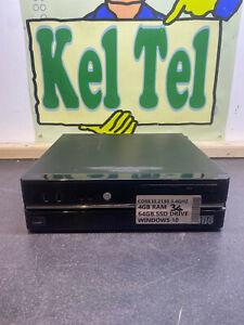 Fast Reliable Office/Media PC STONE SFF Core i3 2130 4GB Ram 64 SSD WINDOWS 10